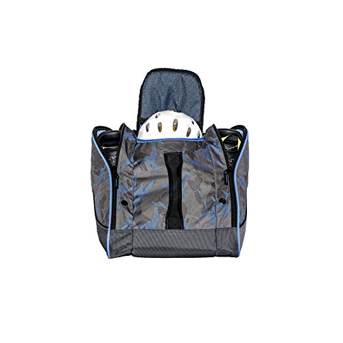 Sportube Freeloader Padded Gear and Boot Bag Camo by Sportube