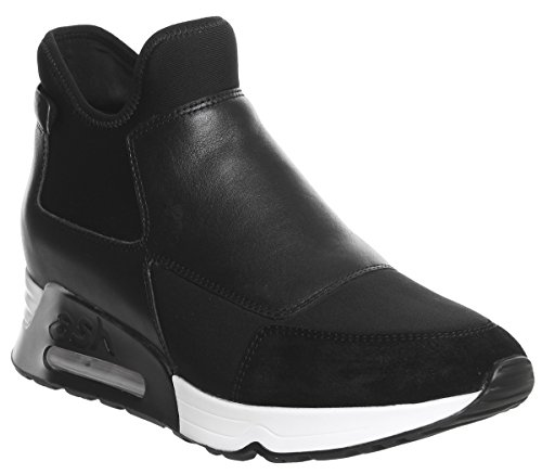 Boot Ash Ladies Ash Lazer Black Lazer wZIpF4qq