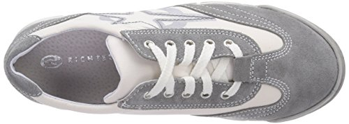 3723 523 à King 6102 Panna Richter Rock Grau Derbies fille Gris lacets S5OAxqxIw
