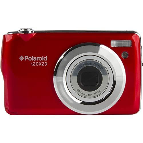 Polaroid i20X29 Digital Camera (Red)