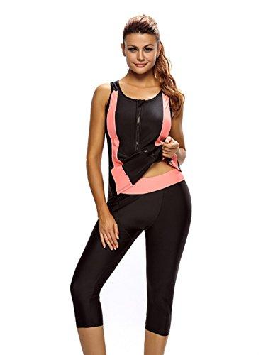Foryingni Womens Athletic Wetsuit Swimsuit