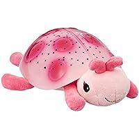 Cloud B Twilight Plush Toy, Pink Ladybug