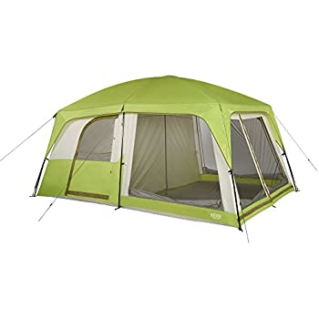 Amazon Com Wenzel 8 Person Klondike Tent Blue Sports