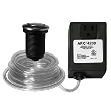 Waste King ARC-4200 Air Switch Controller Base (Black)
