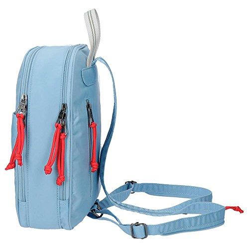 Litros 29 Cm Ocasional 5 Mochila 8 azul Azul Yoga ERTqx1nv