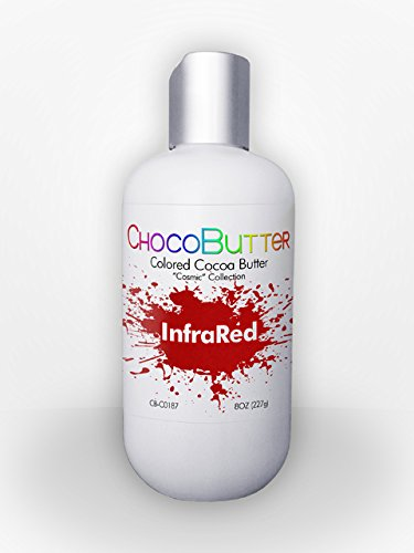 InfraRed - Colored Cocoa Butter