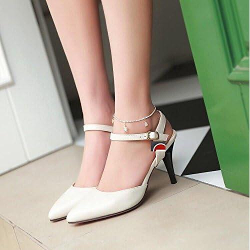 LGK&FA Baotou Sandales Et Chaussures À Talon Haut Chaussures Dames