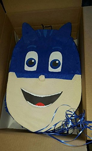 Catboy Face Pinata inspired by Pj Masks