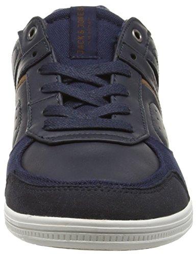 JACK & JONES Herren Baja Sneaker Blue (Navy Blazer)