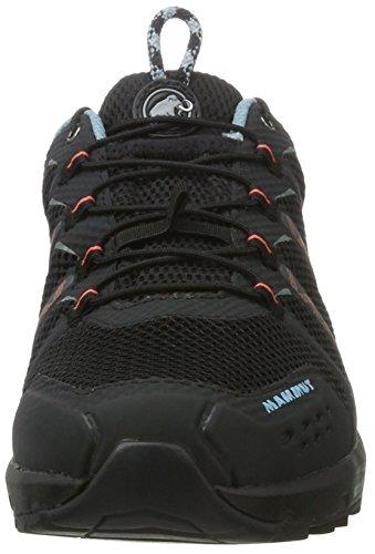 Mammut T Aenergy Gtx, Zapatos de Low Rise Senderismo para Mujer Negro (Black-air)