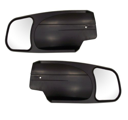 CIPA 10900 Chevrolet/GMC Custom Pair Towing Mirrors