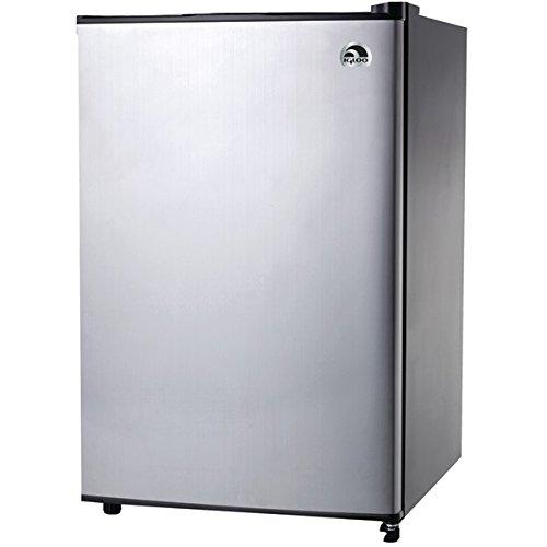 Igloo FR321I-P-C 3.2 cu. ft. Refrigerator with Platinum F...