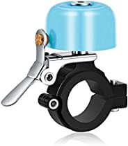 Greallty Bike Bell,Classic Brass Bicycle Ring Bell Horn Nice Loud Tone Cycling Accessories