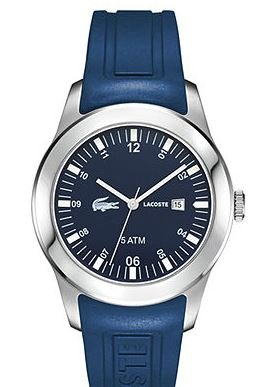 Lacoste Advantage (Lacoste Advantage Silicone - Blue Men's watch #2010672)