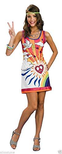 80s hippie fancy dress - 7