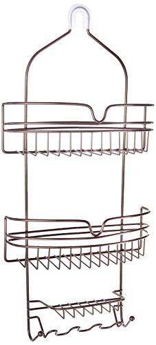 Honey Can Do BTH 03299 Hanging Shower Organizer