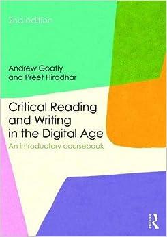 Peter Andrew Goatly eBooks