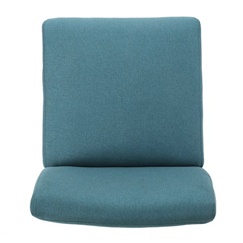 Christopher Knight Home 299752 Kassi Accent Chair, Dark Teal - 9
