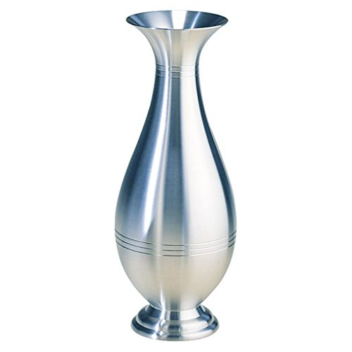 Schwantes Trading Company Pewter Flower - Vases Pewter