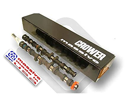 4 Performance Levels STAGE 2T Turbo Supercharger Crower Camshaft Duratec MZR 2.0 2.3 2.5 D20 D23