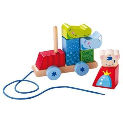 Haba Zoolino Stacking toy: Baby