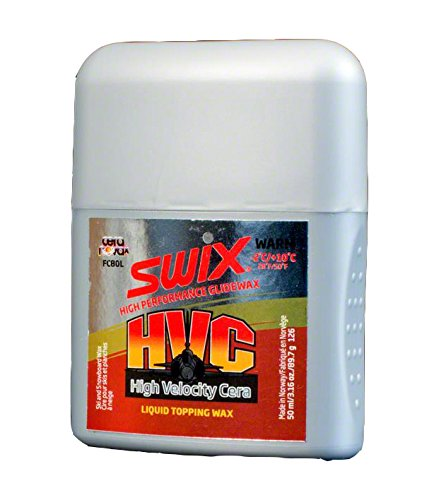 Swix HVC Liquid Super Wax, 50ml, Clear by Swix