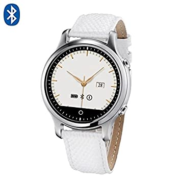 Reloj inteligente SmartWatch ios y Android pulsera piel ...
