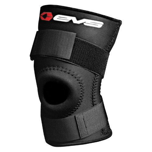 EVS KS61 Adult Off-Road Motorcycle Knee Stabilizer - Black/Large