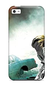 Fashionable Style Case Cover Skin For Iphone 5c- Attractive Video Game