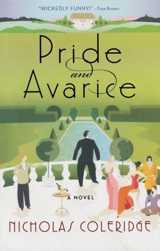 Pride and Avarice: A Novel PDF Text fb2 ebook