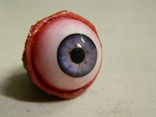 Eyeball Poppers for Masks or Skulls