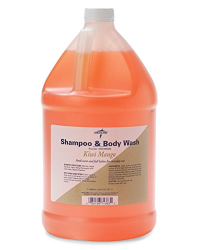 Medline MSC095062 Fragranced Shampoo Mango