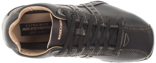 SkechersCitywalk Midnight - Zapatos hombre Black