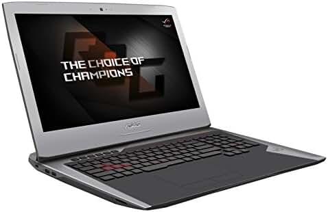 ASUS ROG G752VL-UH71T 17.3-Inch FHD Touchscreen Gaming Laptop (Intel i7-6700HQ (Skylake), 24GB RAM, 256GB SSD +  1TB HDD Drive, NVIDIA GeForce GTX 965M, Windows 10), Copper Titanium
