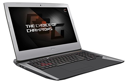 Asus Rog G752Vl-Uh71T 17.3-Inch Fhd Touchscreen