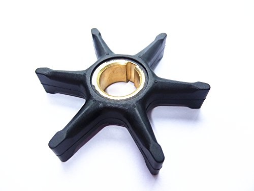 Impeller 378891 775521 18-3006 for Johnson Evinrude OMC BRP 25HP 28HP 30HP 33HP 35HP 40HP Outboard Motor Water - Evinrude Motorboat Outboard Omc