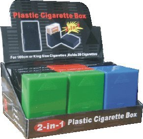 Eclipse Pull Apart Plastic Cigarette