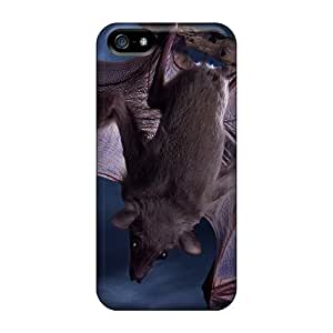 Fashion Protective Gone Batty Case Cover For Iphone 5/5s
