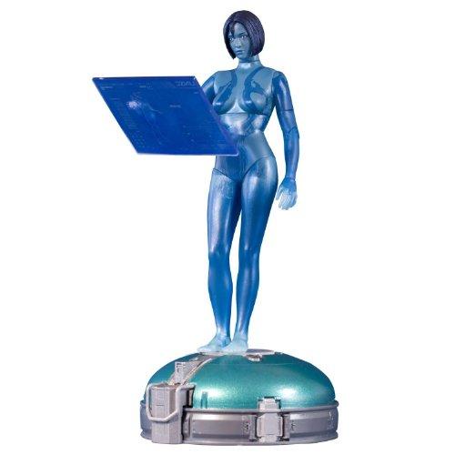 McFarlane Toys Halo 4 Series 1 - Cortana Action Figure]()
