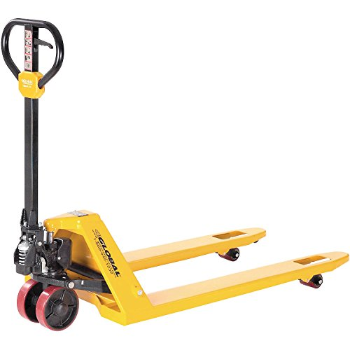 Pallet Truck, 5500 Lb. Capacity, 21 X 48 by Global Industrial