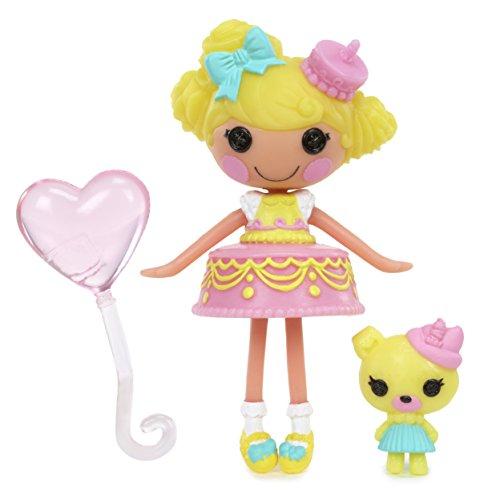 Lalaloopsy Mini Doll- Candle Slice O' (Pug Mini Button)