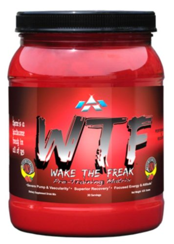 ALRI WTF Wake The Freak pré-formation Matrice True Grit, Fruit Punch 42 grammes