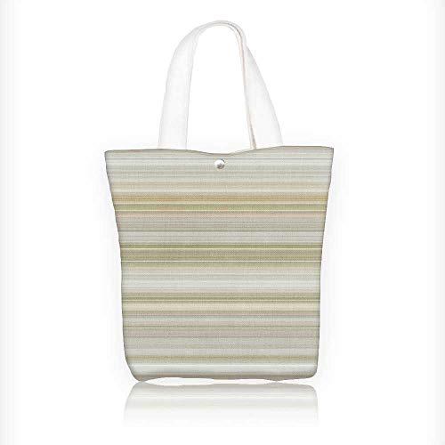 Ladies canvas tote bag digital tiles design wallpaper design reusable shopping bag zipper handbag Print Design W16.5xH14xD7 INCH