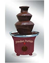 Nostalgia Electrics CFF930 Chocolate Fondue Fountain