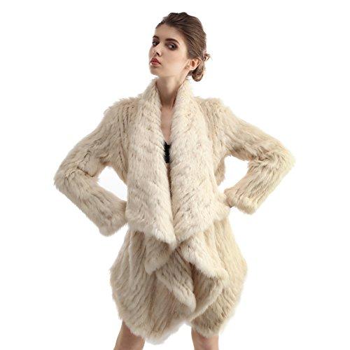 Womens Silk Clothing Coat Jacket - 8