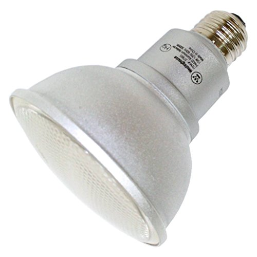 g 37985 PAR30 15-Watt Compact Fluorescent Lamp with Aluminum Reflector ()