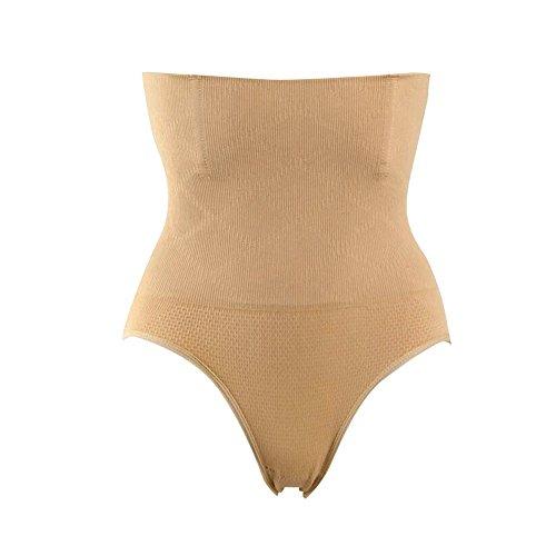 Surker - Body - para mujer color carne