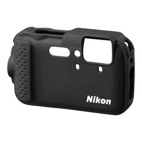 Nikon Silicone Jacket for AW120 Camera, Black