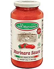 La San Marzano Marinara Sauce 660 ml (Pack of 6)