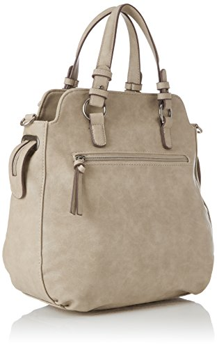 Tamaris Handbag Grey Gris Cartables Light Jutta parqFp